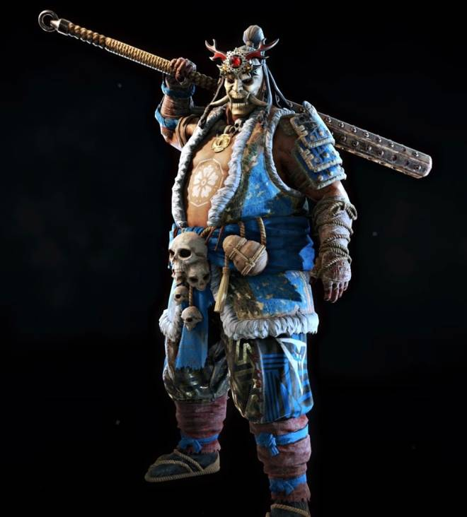For Honor: General - What do your main heroes look like  image 2