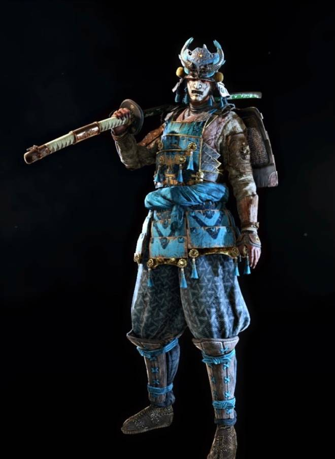 For Honor: General - What do your main heroes look like  image 6