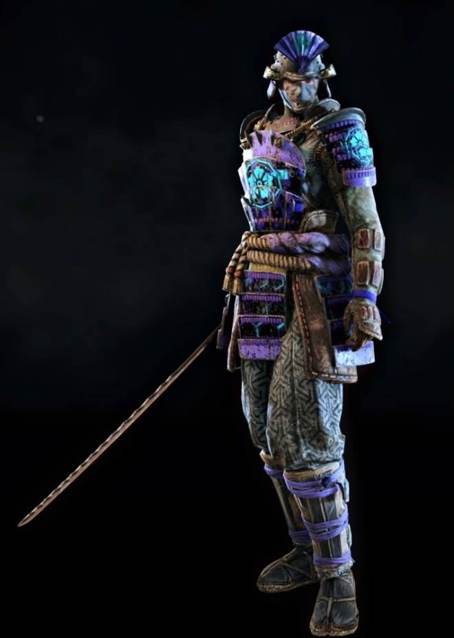 For Honor: General - What do your main heroes look like  image 4