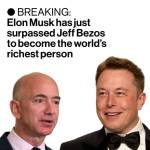 Daily News#34 Elon Musk Richest man in the world 🌎 🤩