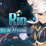 🎉 Evento de Afinidad de Rin