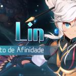 🎉 Evento de Afinidade: Lin