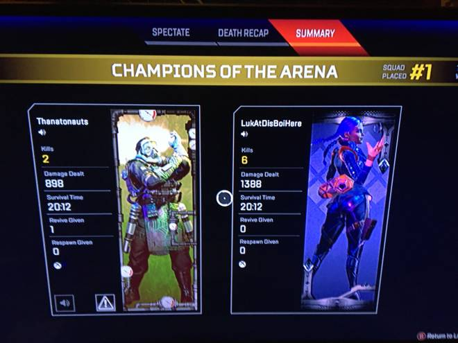 Apex Legends: Memes - 2nd time with highest personal kills and got the badge I wanted the most in the game image 1