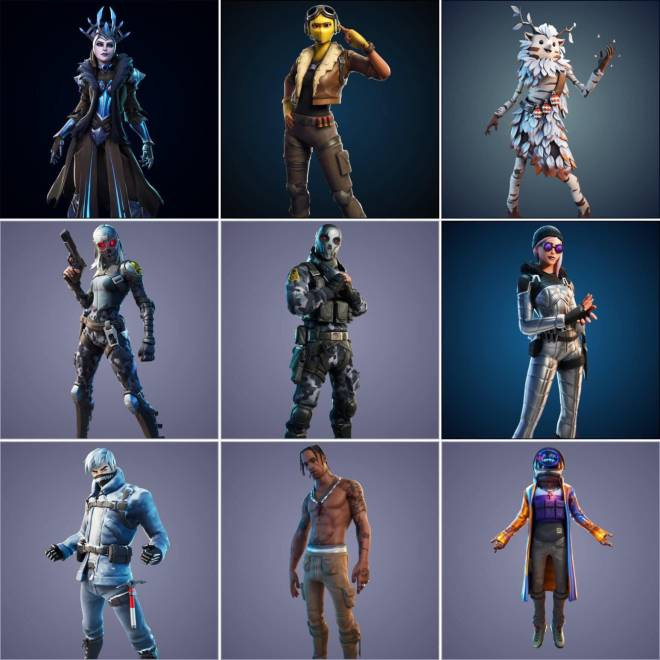Fortnite: General - These are the updated shop icons  image 2