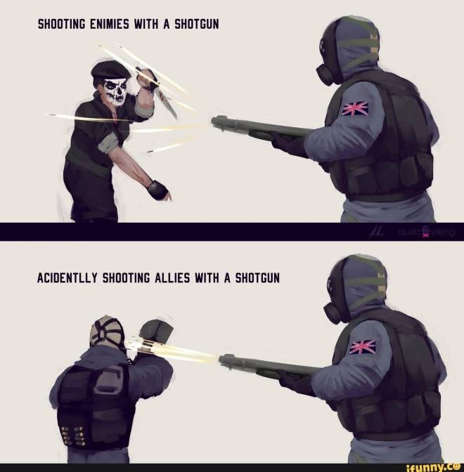 Rainbow Six: General - So tru image 1