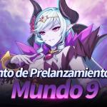 🎉 Evento de Prelanzamiento del Mundo 9