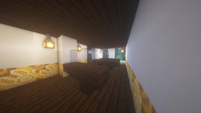 Minecraft: Memes - Interior of Apartment + One of the rooms (with a pop-culture reference from a certain show) image 4