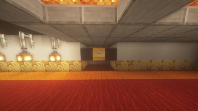 Minecraft: Memes - Interior of Apartment + One of the rooms (with a pop-culture reference from a certain show) image 2