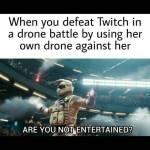 Twitch triggered AF