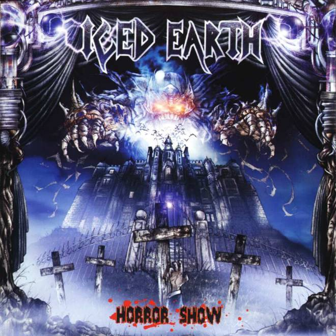 Entertainment: Music - Iced Earth — Music and... Missteps image 2