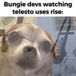 Telesto bugs are like Taniks, they keep coming back...