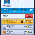 Sup pls join my clan on clash Royale we are not toxic