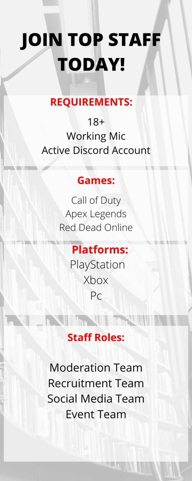 Apex Legends: General - 🚨 BRAND NEW CLAN🚨 Now Recruiting! 18+ image 1