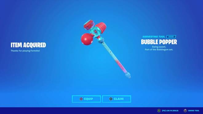 Fortnite: General - I had to cop this skin back into my locker plus the pik axe...😍 image 2