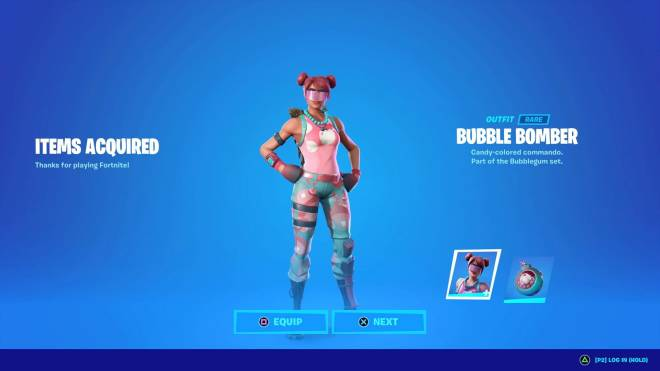 Fortnite: General - I had to cop this skin back into my locker plus the pik axe...😍 image 3
