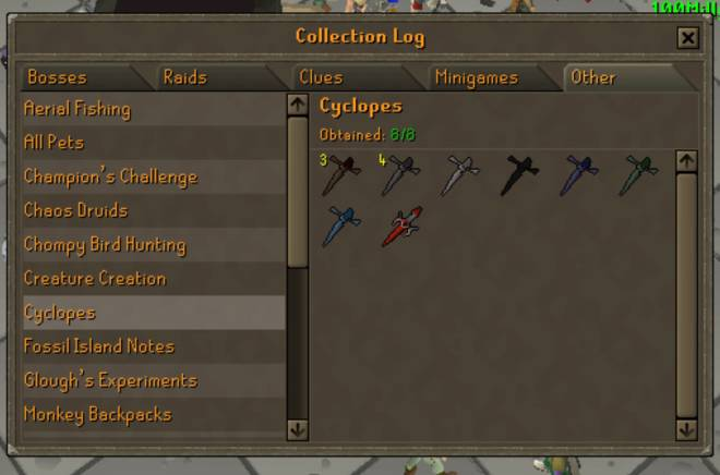 Call of Duty: General - After 2 months or 3 weeks I have all defenders in osrs=or old school RuneScape  image 1