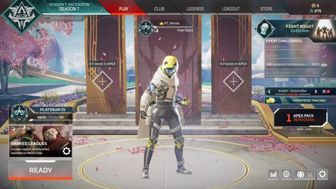 Apex Legends: General - Add me to play ranked or casuals image 2