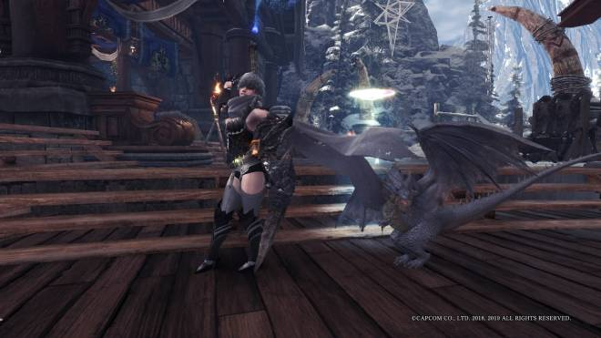 Monster Hunter: Looking for Group - Any girls or guy want to play MHW I have been a solo player for a long time I was just wondering if image 3