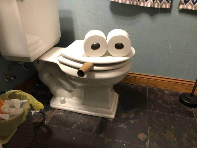 Off Topic: General - Well my toilet was smoking  image 2
