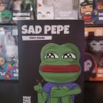 Limited Edition Sad Pepe YouTooz Vinyl Figure! 🐸