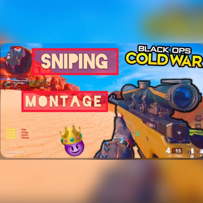 Call of Duty: Promotions - Yo I just posted a cool dope Montage on my YT check it out  image 1