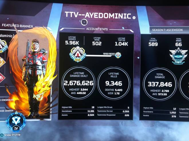 Apex Legends: General - Ranked anyone be good..💎 image 1
