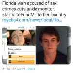 Florida man is a different breed