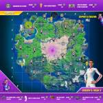 Week 9 Challenges guide and XP coin locations!!