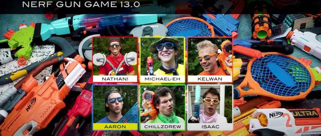 Entertainment: Movies - NERF GUN GAME 14.0 | (Nerf First Person Shooter!) image 2