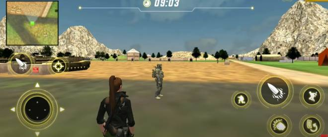 Entertainment: Movies - Counter Attack Gun Strike Special Ops Shooting - Android GamePlay - FPS Shooting Games Android image 2