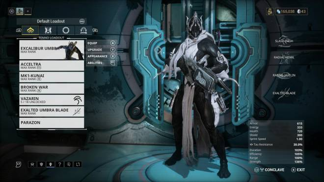 Warframe: General - The grind is over, for now image 2