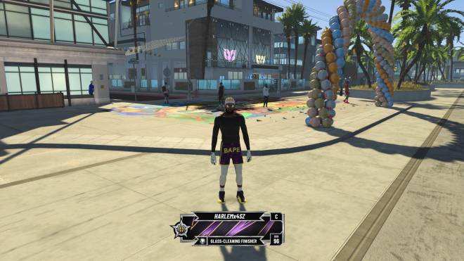 NBA 2K: Looking for Group - HELLO..I'M THE FOUNDER OF THE FOUR SEASONZ ORGANIZATION ON 2K, (x4SZ) RECENTLY IVE GOTTEN SUSPENDED image 3