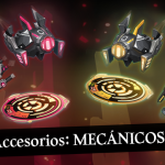 👑 Nuevos Accesorios Mecánicos