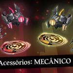 👑 Acessórios: Mecânico