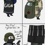 Jäger has a shield too???