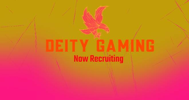 Fortnite: Looking for Group - Looking for people that are looking to join a fun and energetic clan/community called Deity Gaming image 3