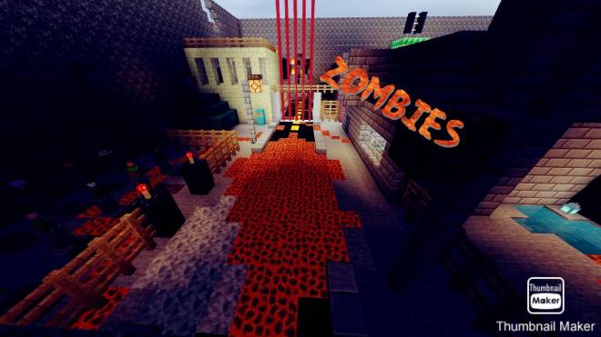 Minecraft: Looking For Group - Craft Of Duty. Been building for 14 months now, always trying to expand the community and have fun. image 4