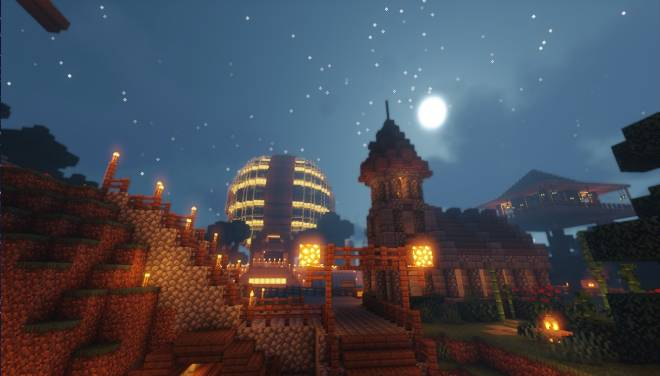 Minecraft: Promotions - Stoners paradise - recruiting smp server image 2