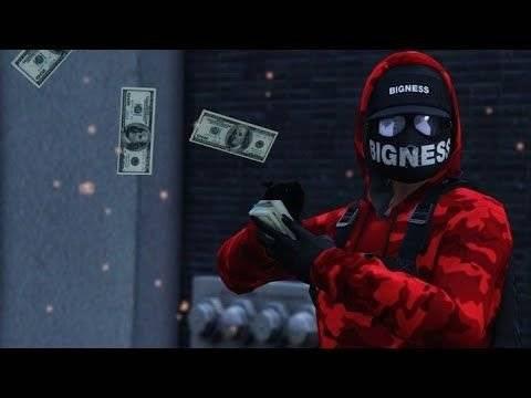 GTA: Memes - Makeee It Rainn Boss image 1