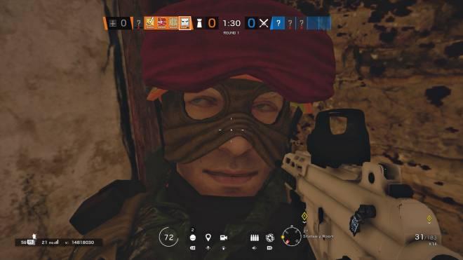 Rainbow Six: Memes - ace zooted  image 1