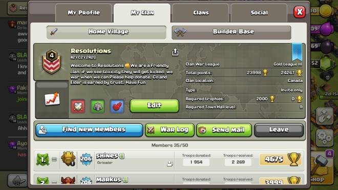 Clash of Clans: General - Recruiting  image 2