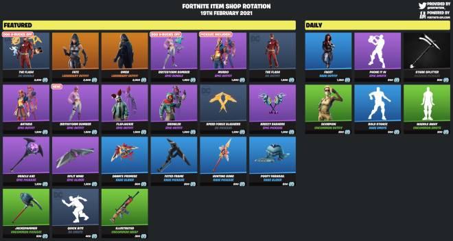 Fortnite: General - Fortnite Item Shop!!  image 2