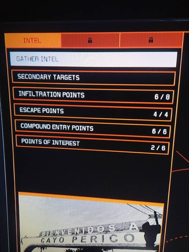 GTA: Looking for Group - Need someone to help me gather all info on  cayo perico. Completed the first one but I'm missing so image 3