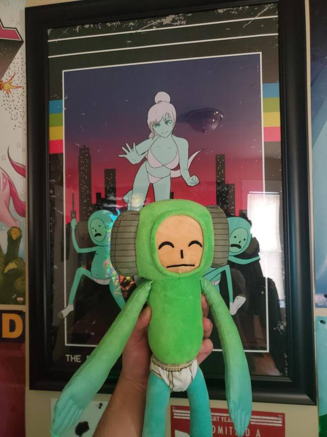 Off Topic: General - Limited Edition YouTooz No No Brush Plush! 🚫 image 10