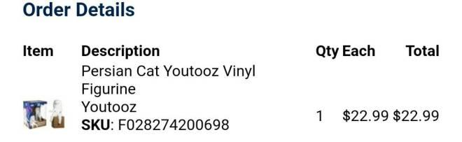 Off Topic: General - Limited Edition Doot Doot YouTooz Vinyl Figure! 💀🎺 image 23