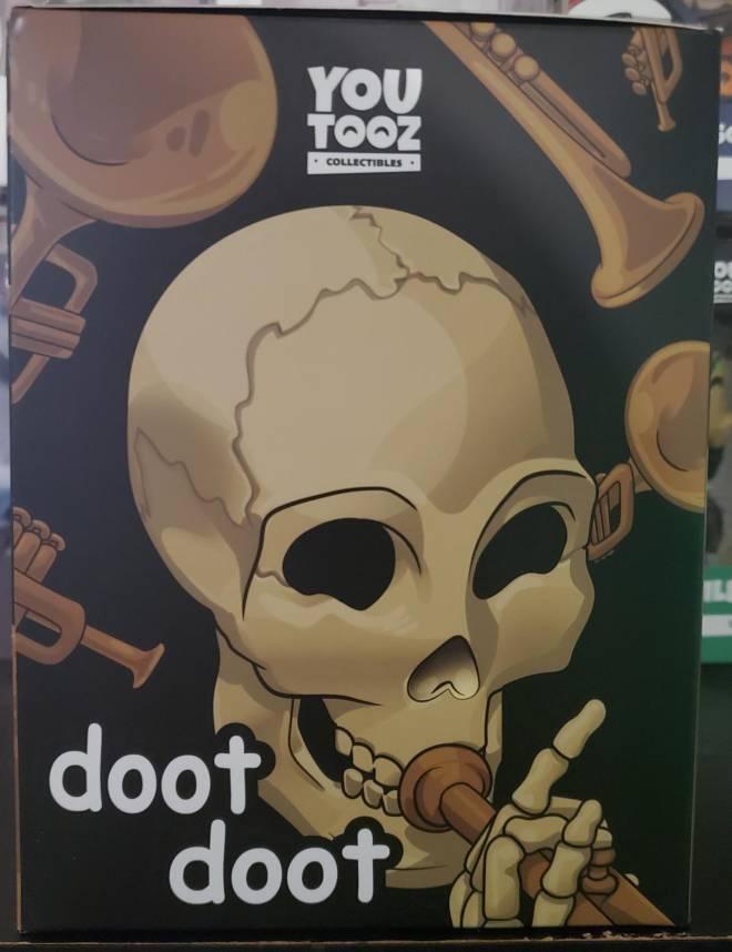Off Topic: General - Limited Edition Doot Doot YouTooz Vinyl Figure! 💀🎺 image 12