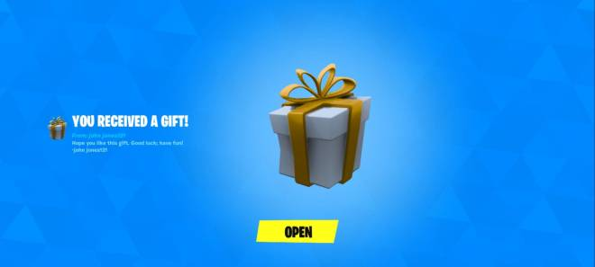 Fortnite: General - I forgot to give you a shout out on you gifting me this emote awhile back.  image 4