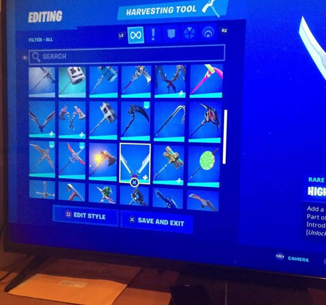 Fortnite: General - Selling this my fortnite account Idk make up a price cash app only  image 7
