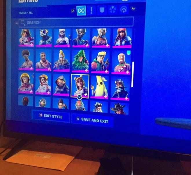 Fortnite: General - Selling this my fortnite account Idk make up a price cash app only  image 3