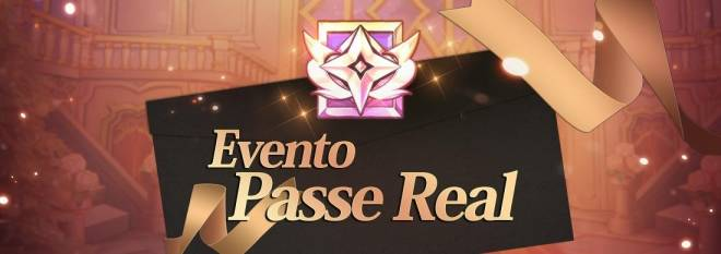 GrandChase - GLOBAL PT: Eventos - 🎉 Evento Passe Real image 1